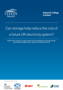 Cover -Can storage help reduce the cost