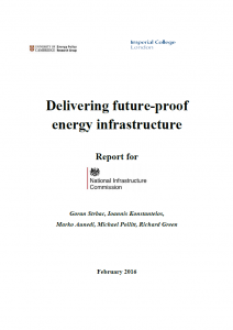 Cover - Delivering future-proof energy infrastructure