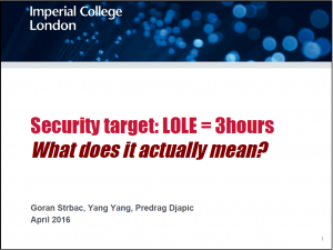 Cover - Security target LOLE